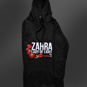 Womens 'ZAHRA LADY OF LIGHT' Hoodie
